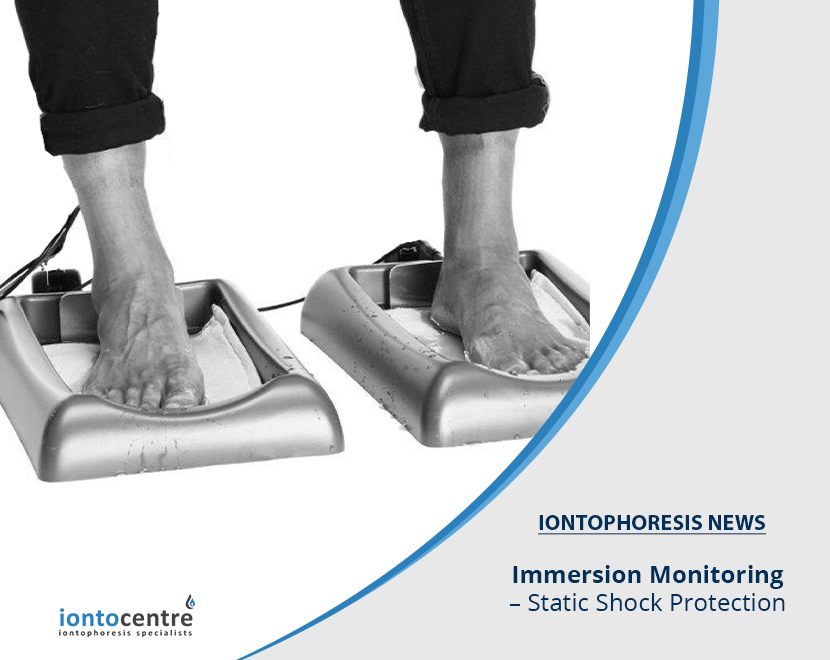 Immersion Monitoring – Static Shock Protection