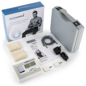 Hidrex Underarm Iontophoresis machine