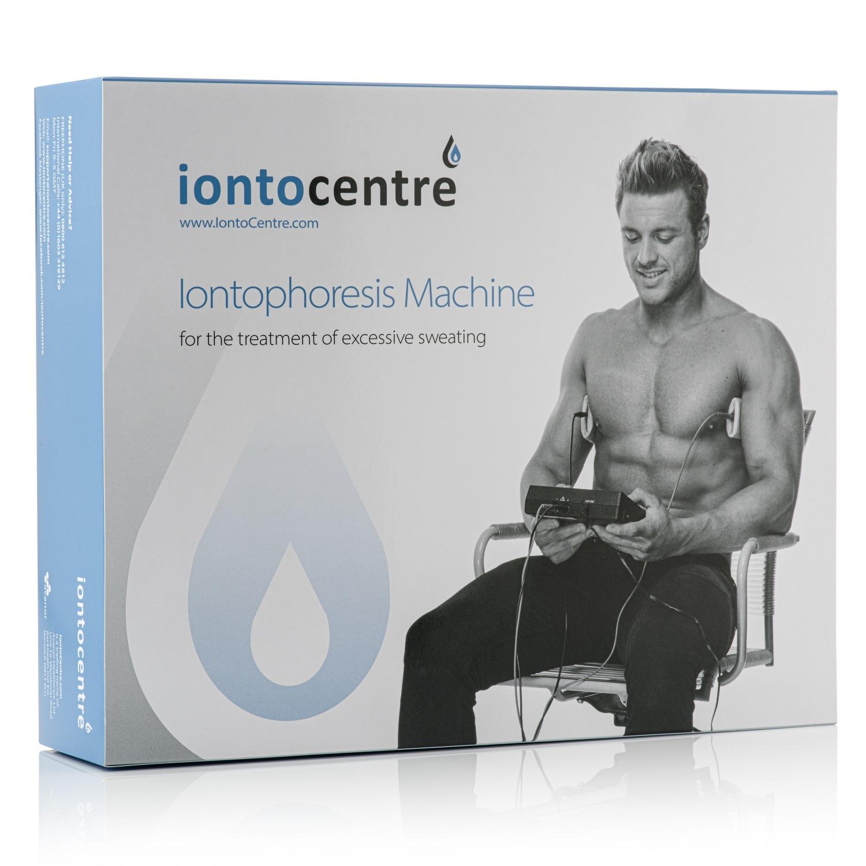 Hidrex iontophoresis machine
